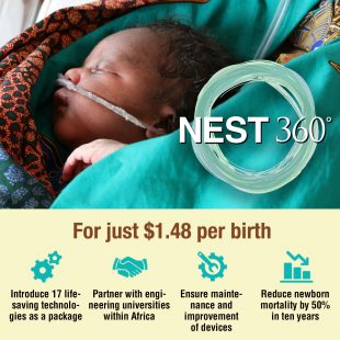 NEST360 is Finalist for $100 Million McArthur Grant